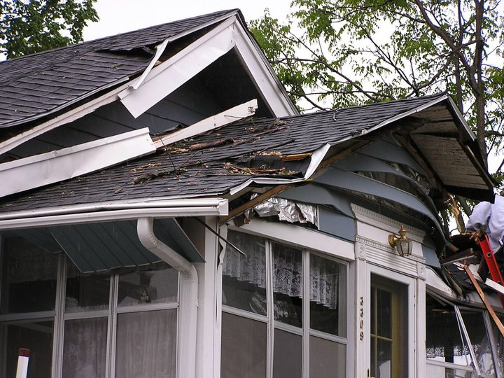 Storm Amp Hail Damage Insurance Help Local Roofing Company