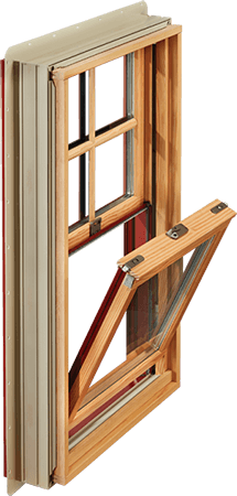 Sierra Pacific H3 Fusion Double Hung Window