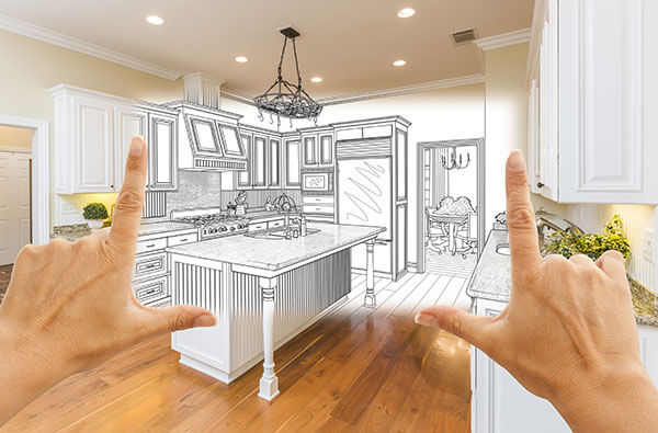 Kitchen remodeling ideas Altitude Roofing Windows Remodeling Eastern Wisconsin